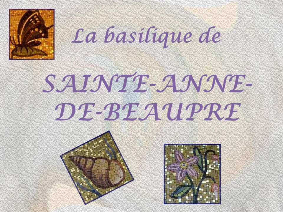 SAINTE-ANNE-DE-BEAUPRE