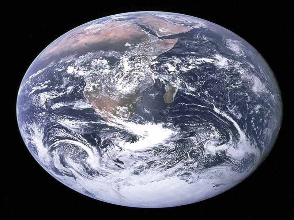 La Terre vue du ciel La terre vue par Appollo 17.