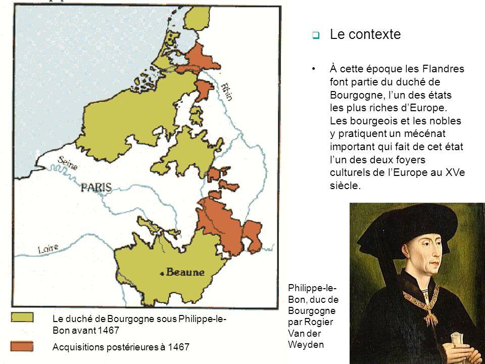 Le duché de Bourgogne sous Philippe-le-Bon avant 1467