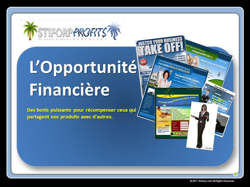 L'Opportunité Financière