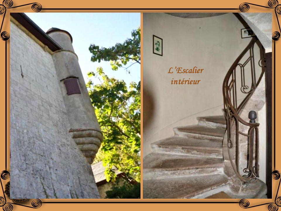 L'Escalier intérieur