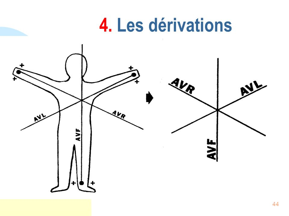 4. Les dérivations