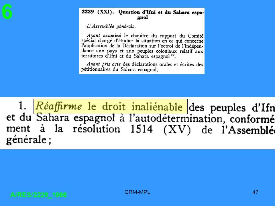 6 A/RES/2229_1966 CRM-MPL