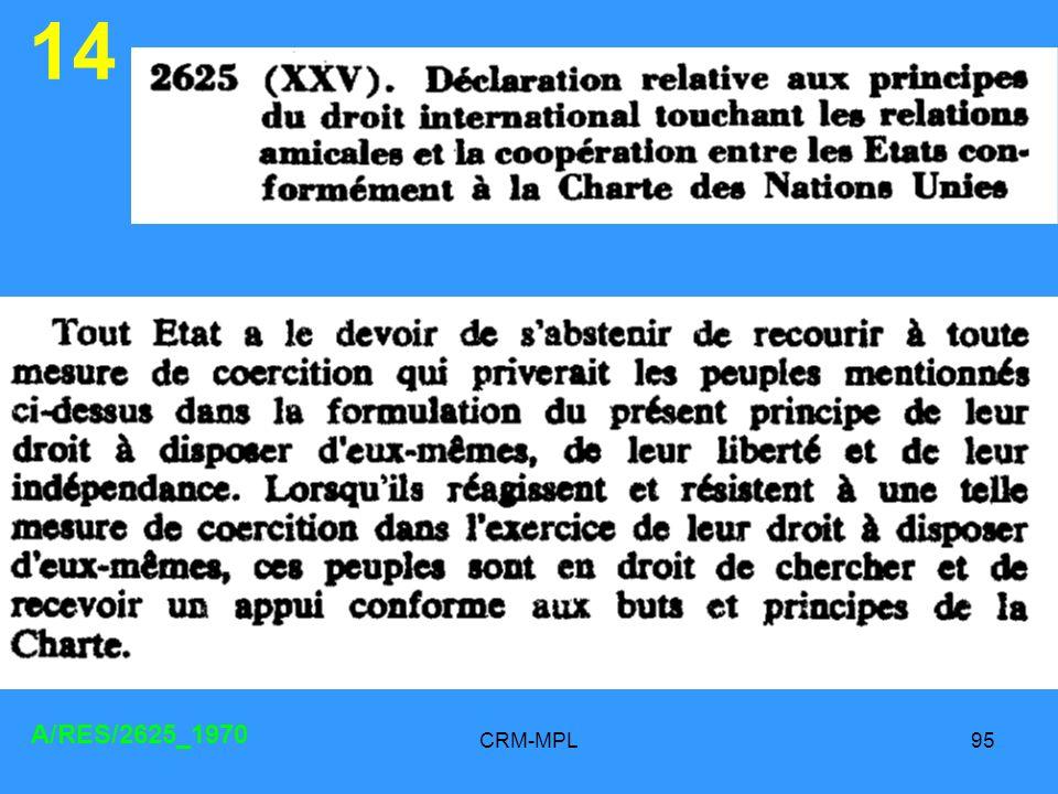 14 A/RES/2625_1970 CRM-MPL