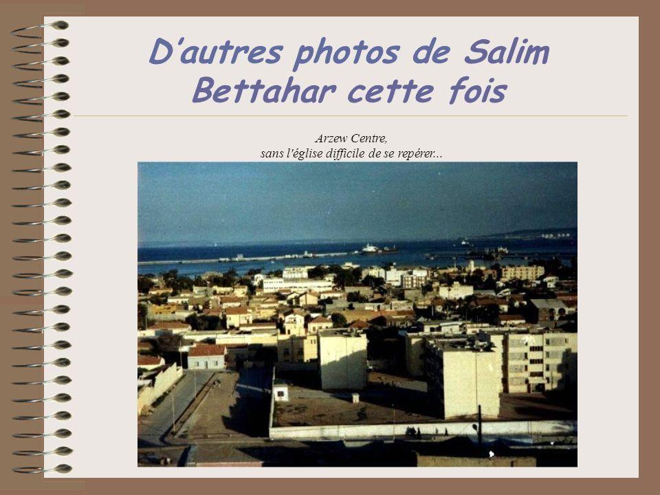 D'autres photos de Salim Bettahar cette fois