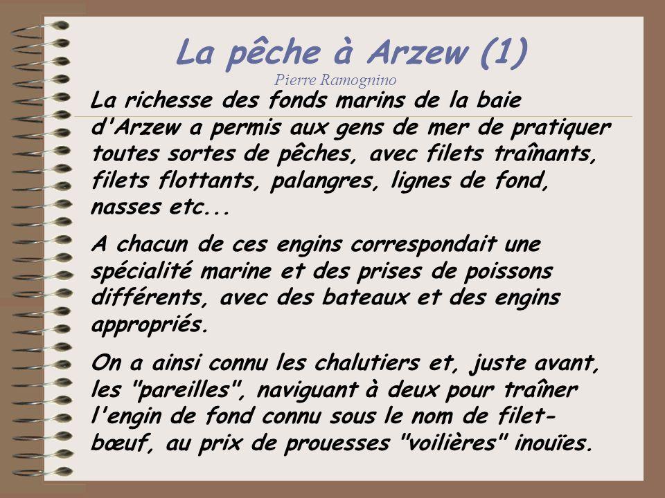 La pêche à Arzew (1) Pierre Ramognino.