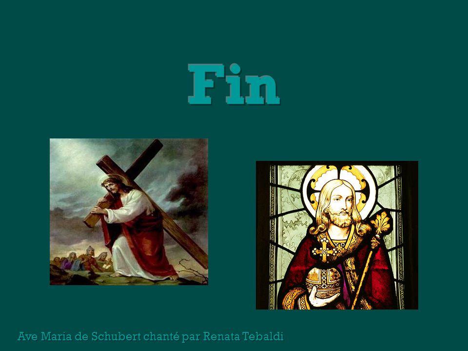 Fin Ave Maria de Schubert chanté par Renata Tebaldi