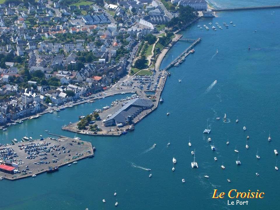 Le Croisic Le Port