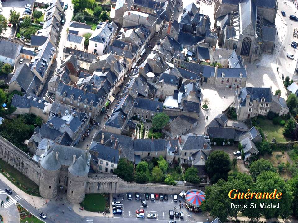 Guérande Porte St Michel