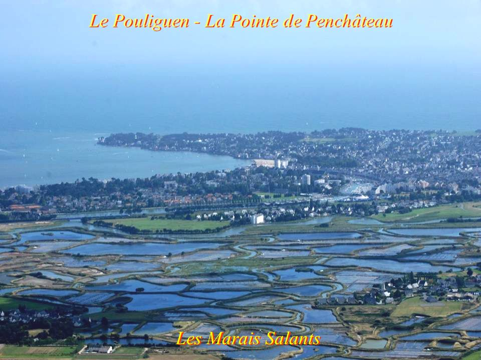 Le Pouliguen - La Pointe de Penchâteau