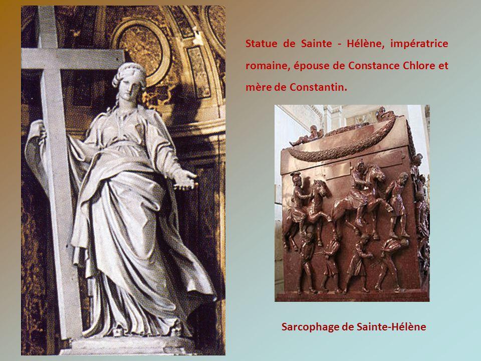 Sarcophage de Sainte-Hélène