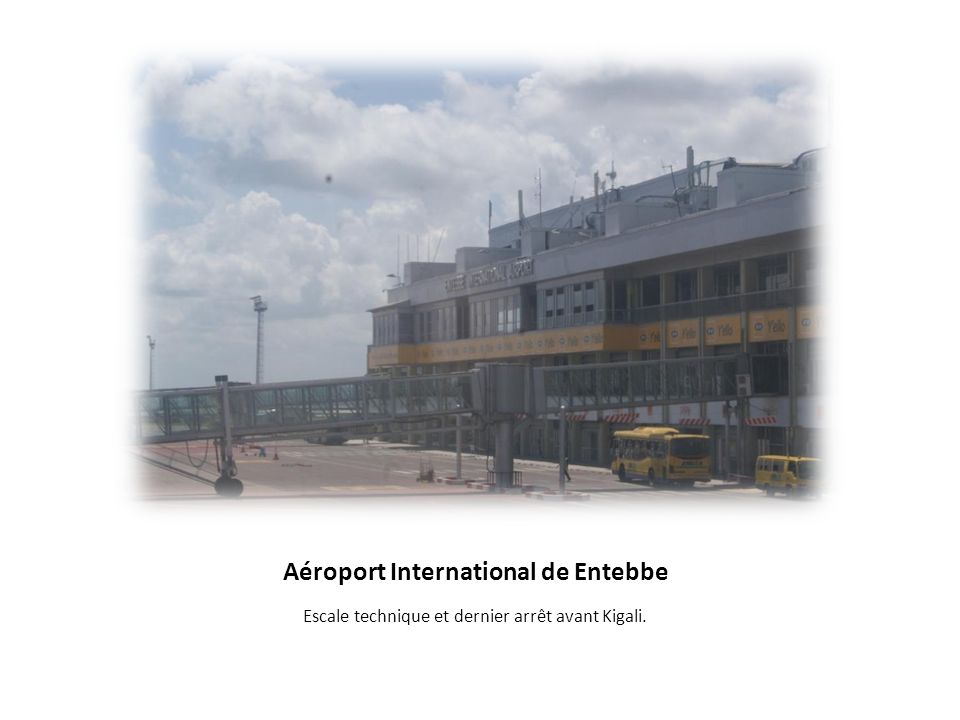 Aéroport International de Entebbe