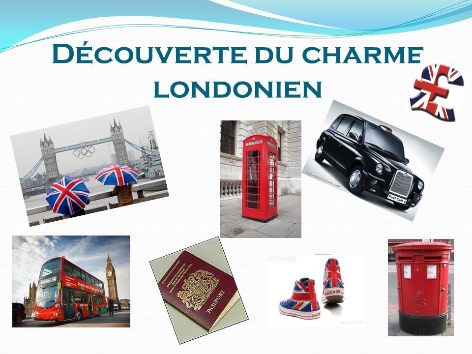 Découverte du charme londonien