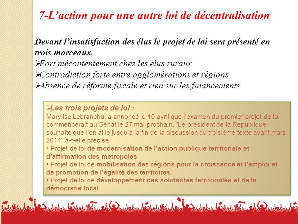 7-L'action pour une autre loi de décentralisation
