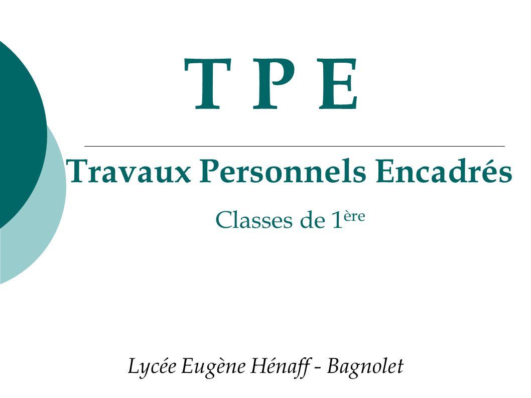 Lycée Eugène Hénaff - Bagnolet