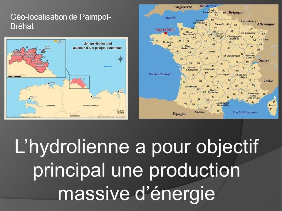 Géo-localisation de Paimpol-Bréhat