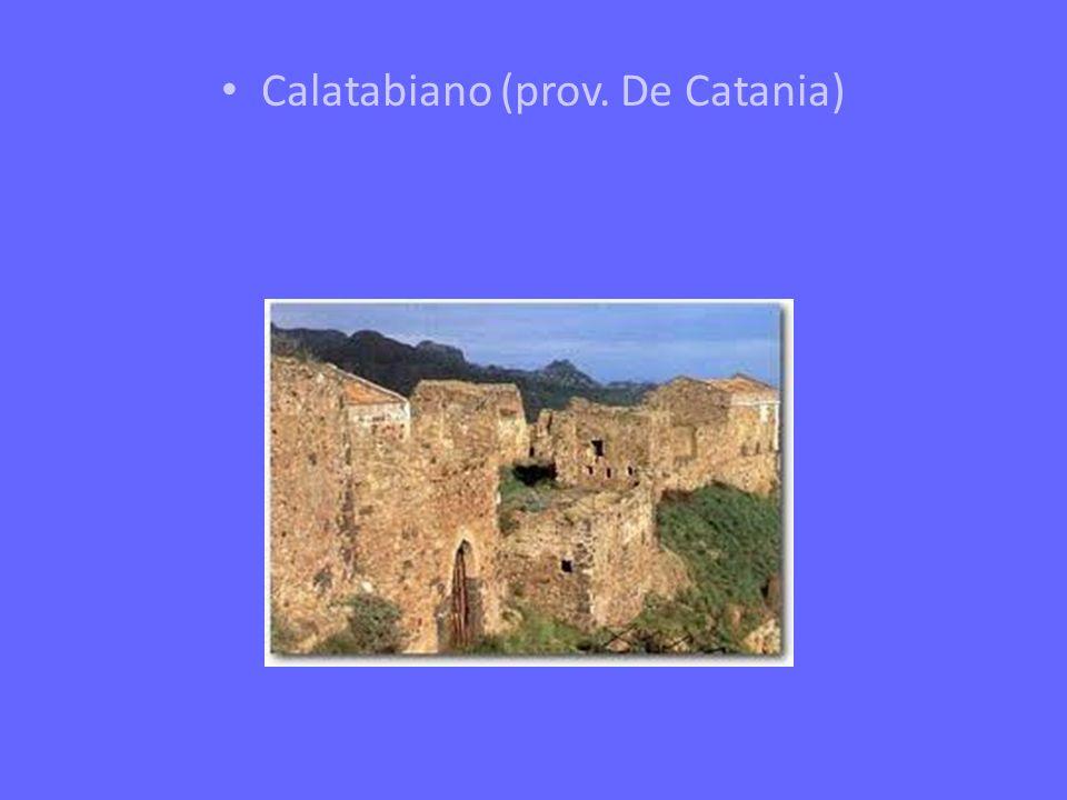 Calatabiano (prov. De Catania)