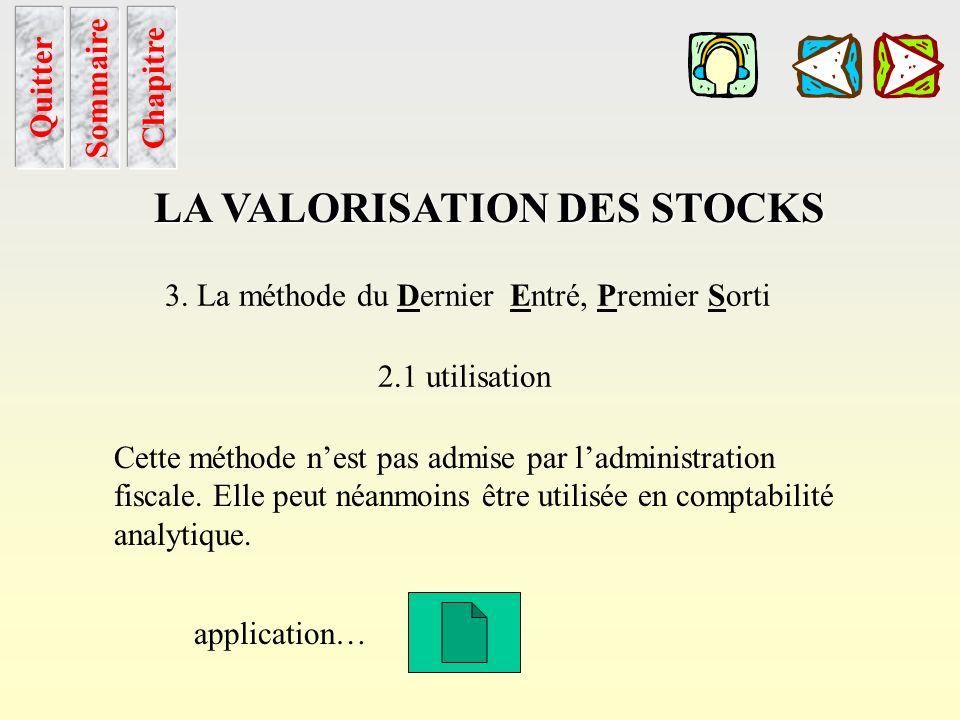 Deps utilisation et application