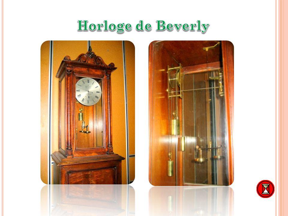 Horloge de Beverly