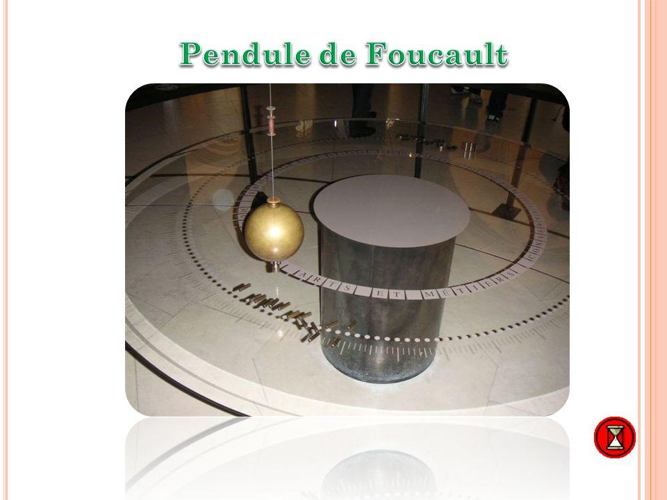 Pendule de Foucault