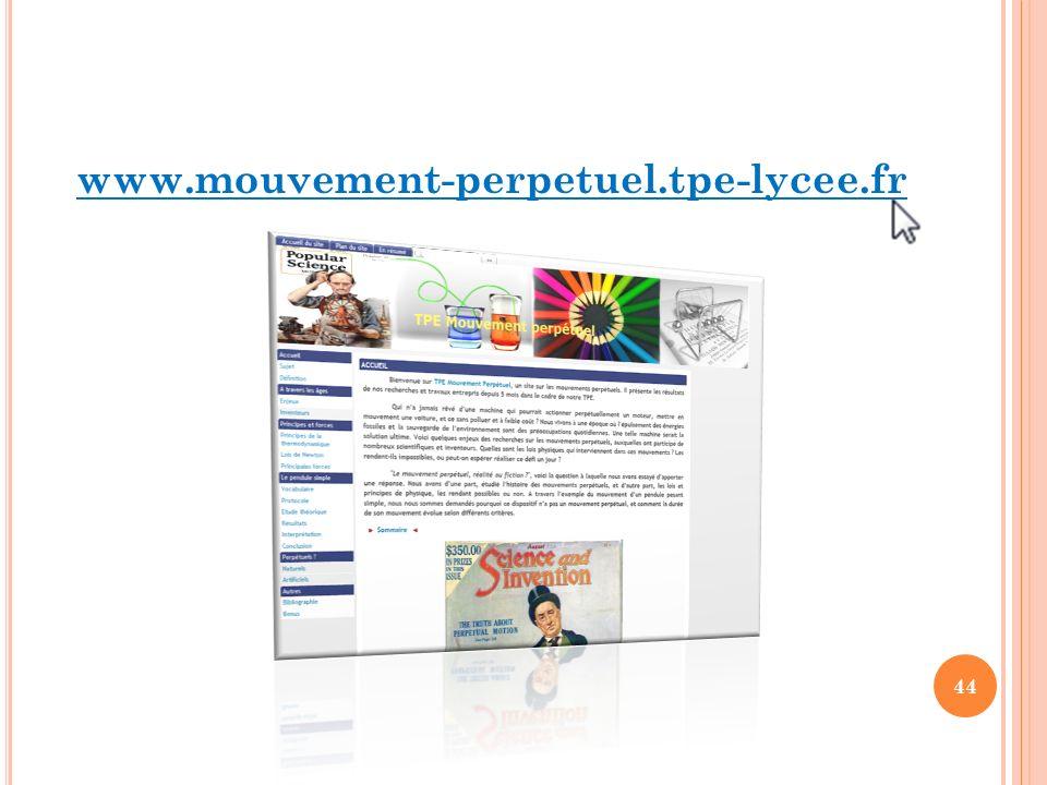 www.mouvement-perpetuel.tpe-lycee.fr