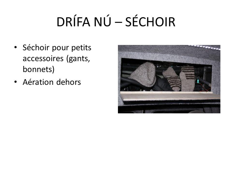 DRÍFA NÚ – SÉCHOIR Séchoir pour petits accessoires (gants, bonnets)