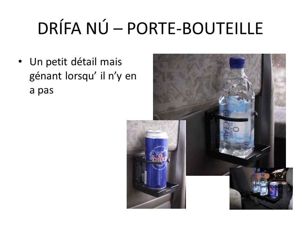 DRÍFA NÚ – PORTE-BOUTEILLE