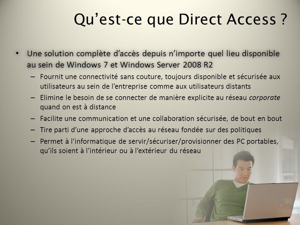 Qu'est-ce que Direct Access