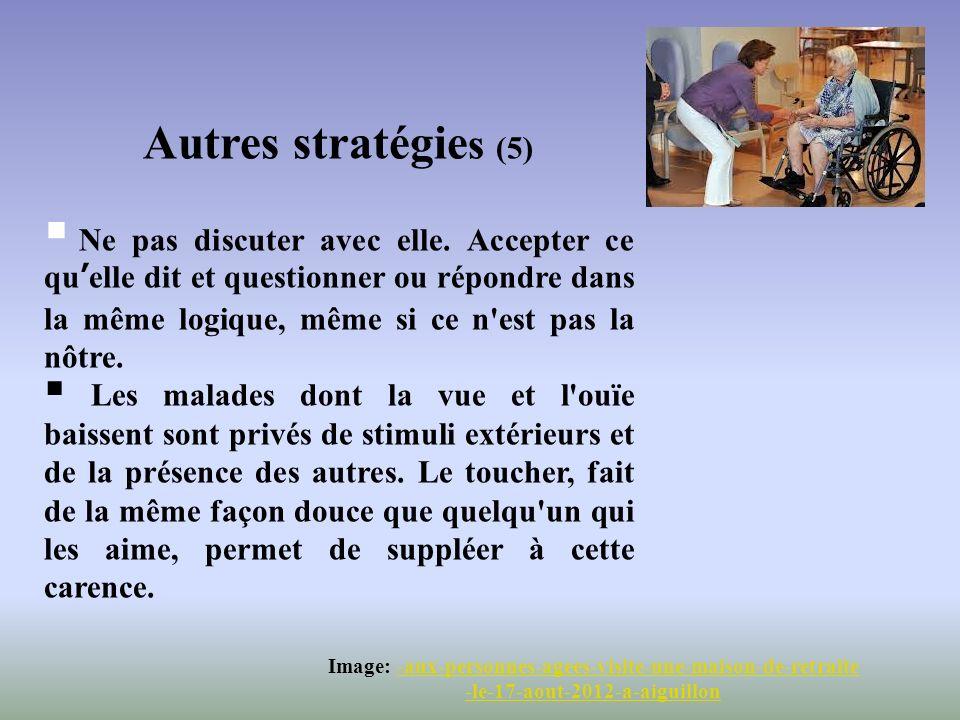 Autres stratégies (5)