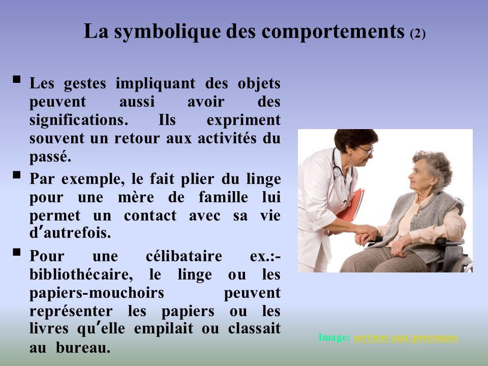 La symbolique des comportements (2) Image: services‑aux‑personnes