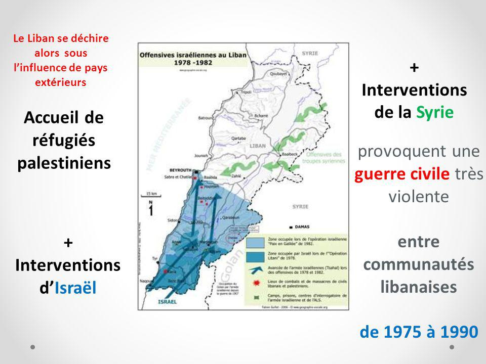 + Interventions de la Syrie