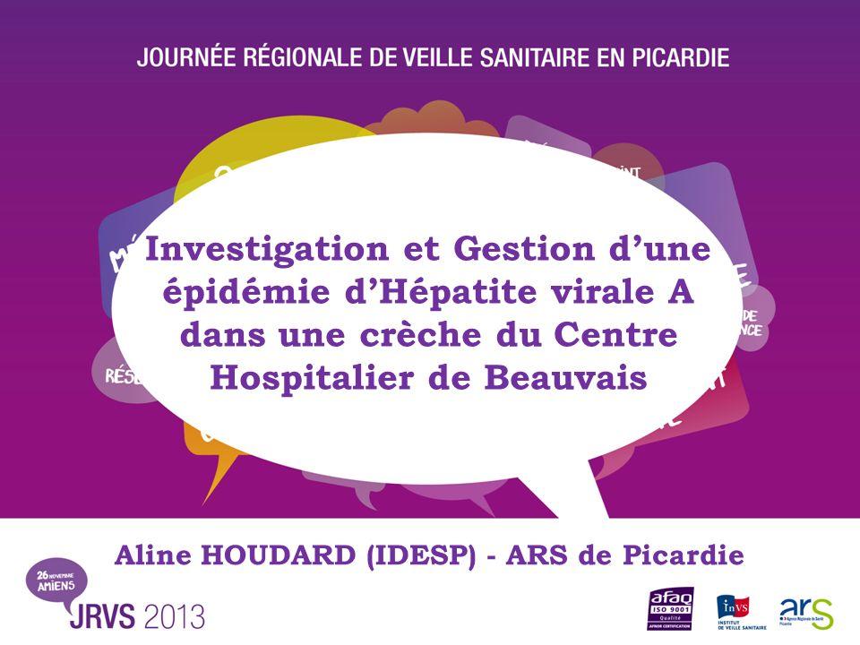 Aline HOUDARD (IDESP) - ARS de Picardie