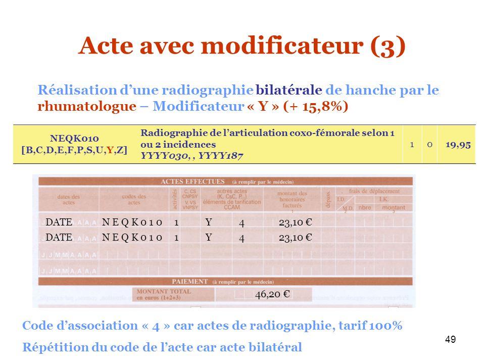 Acte avec modificateur (3)