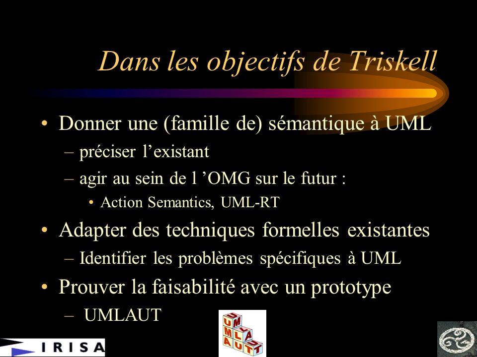 Dans les objectifs de Triskell