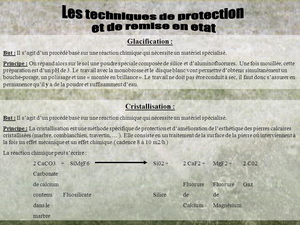 Les techniques de protection