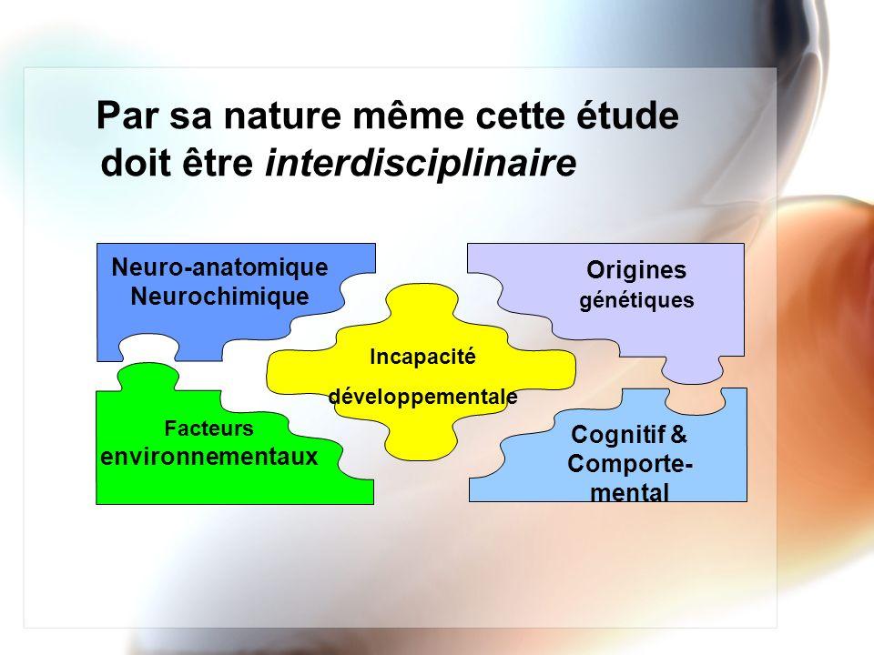 Cognitif & Comporte-mental