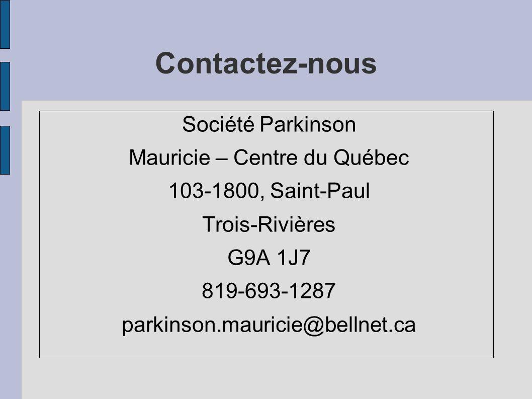 Mauricie – Centre du Québec