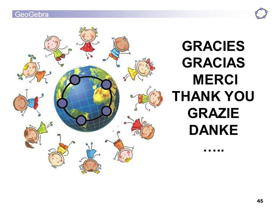 GRACIES GRACIAS MERCI THANK YOU GRAZIE DANKE …..