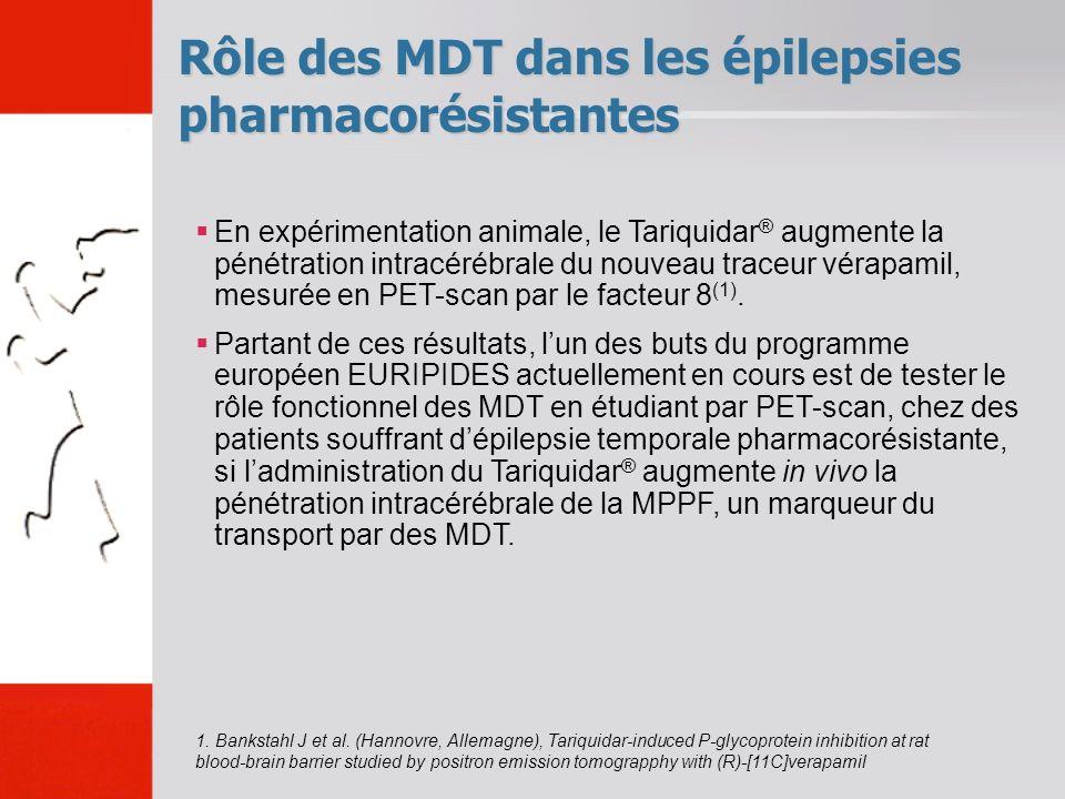 Rôle des MDT dans les épilepsies pharmacorésistantes