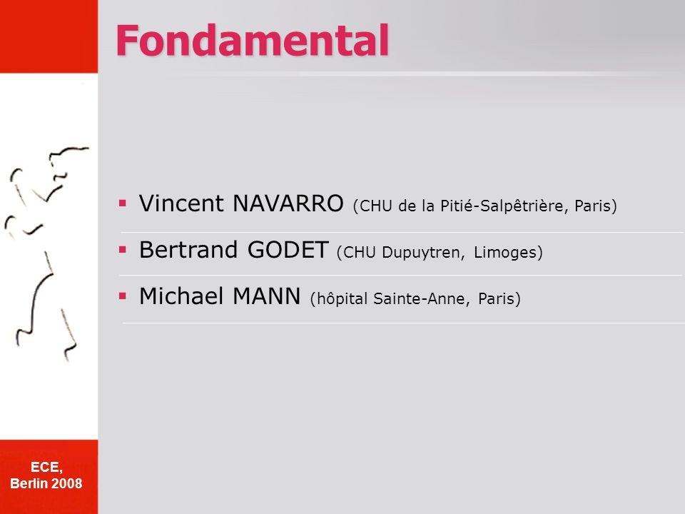 Fondamental Vincent NAVARRO (CHU de la Pitié-Salpêtrière, Paris)