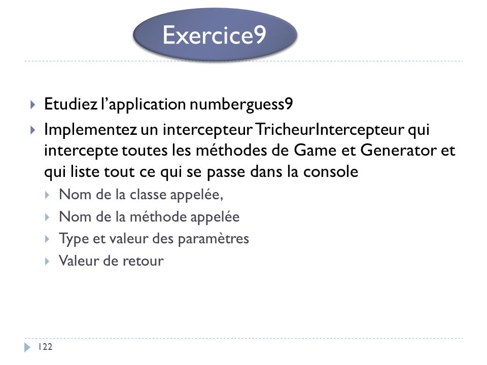 Exercice9 Etudiez l'application numberguess9