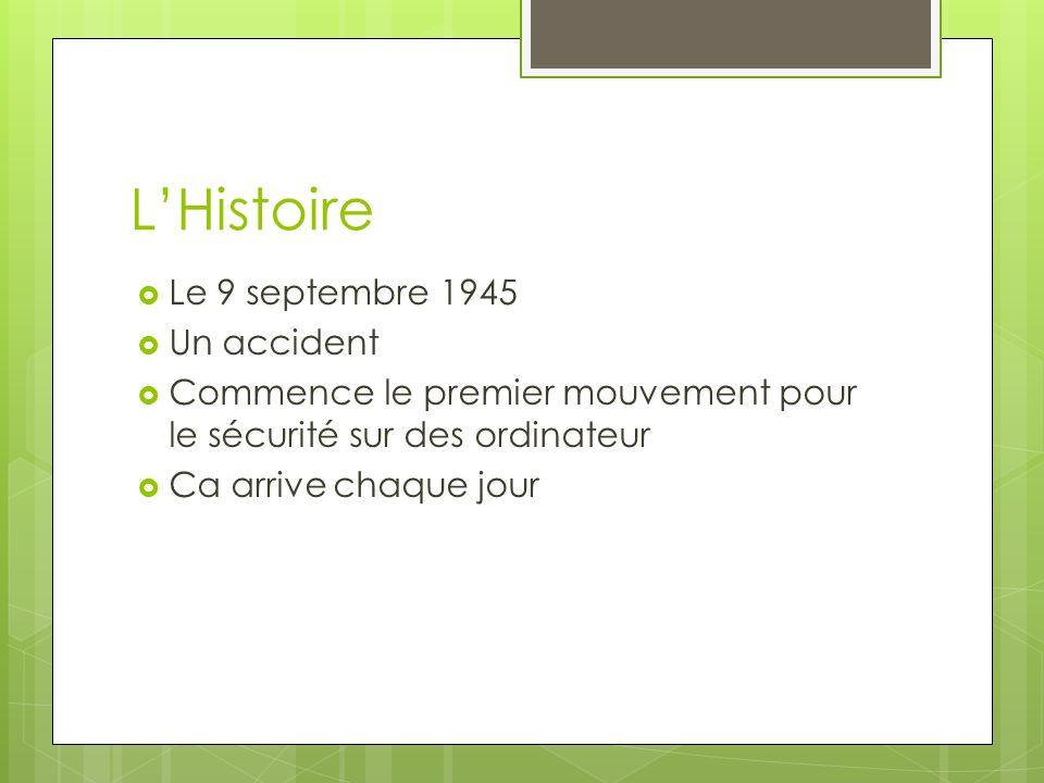 L'Histoire Le 9 septembre 1945 Un accident