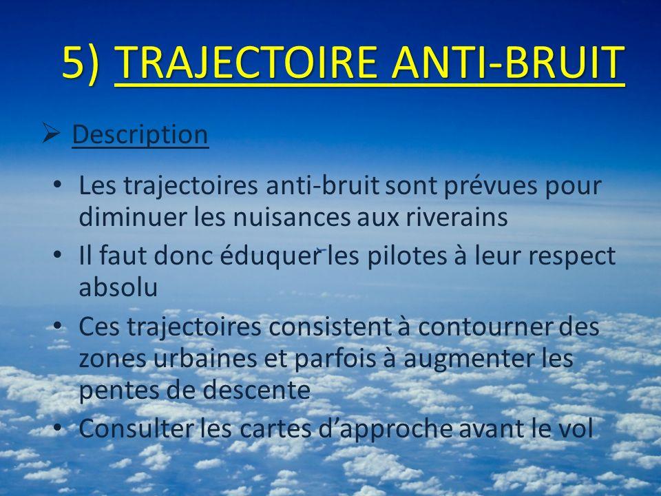 TRAJECTOIRE ANTI-BRUIT