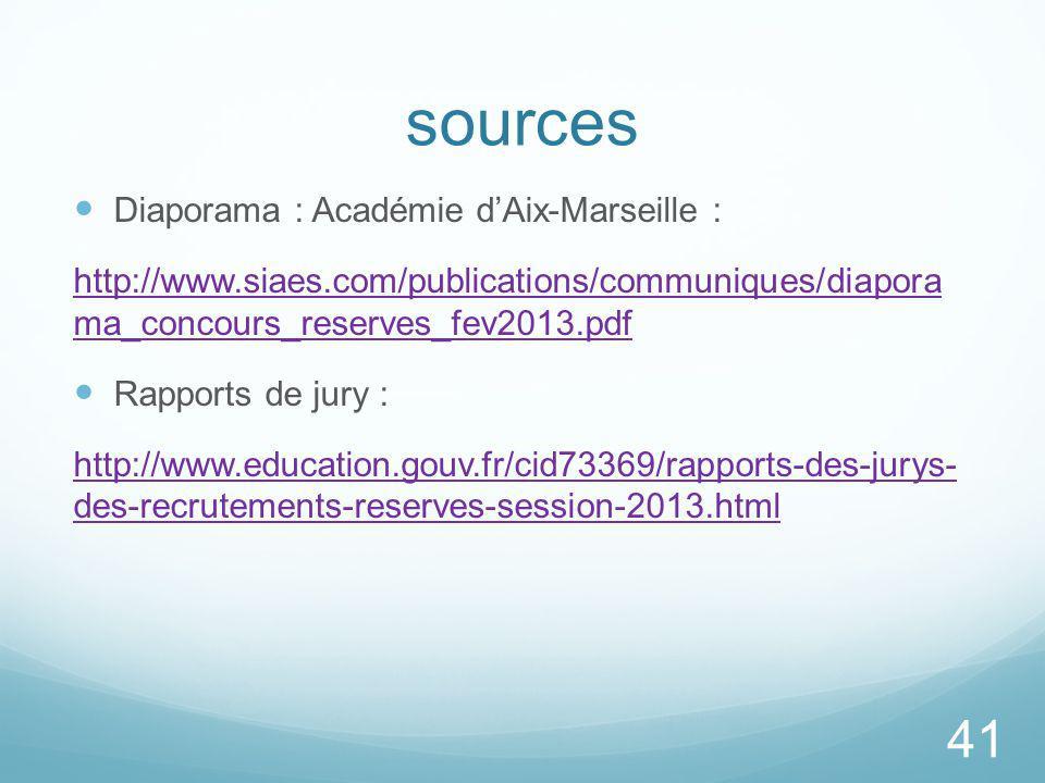 sources Diaporama : Académie d'Aix-Marseille :