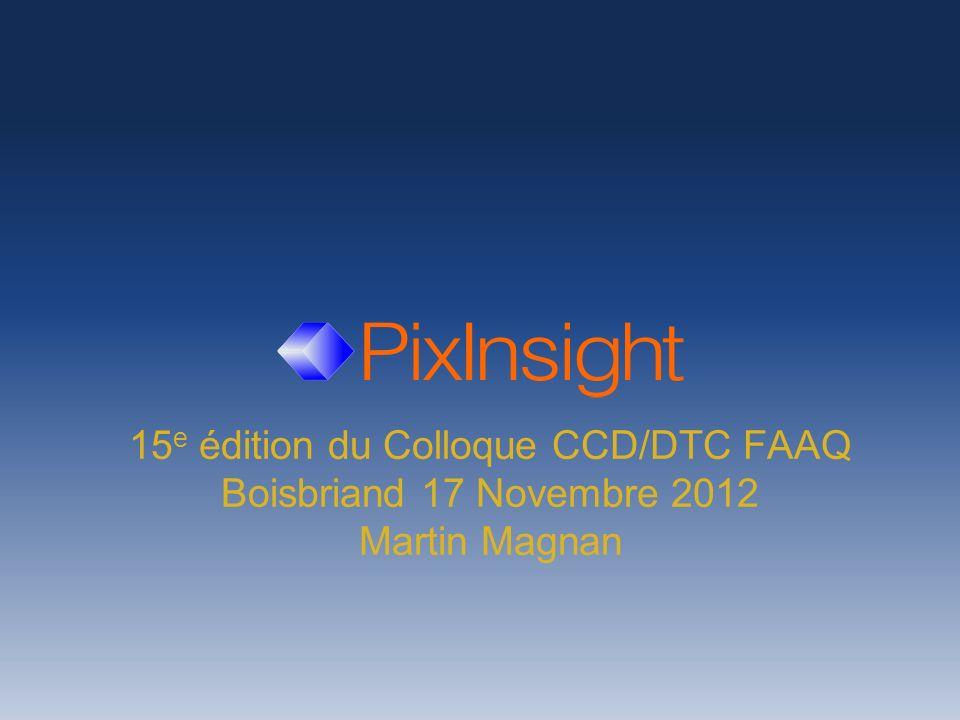15e édition du Colloque CCD/DTC FAAQ