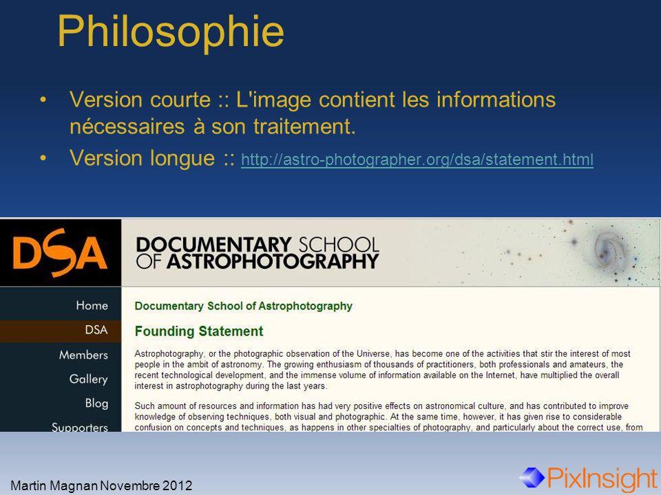 Philosophie Version courte :: L image contient les informations nécessaires à son traitement.