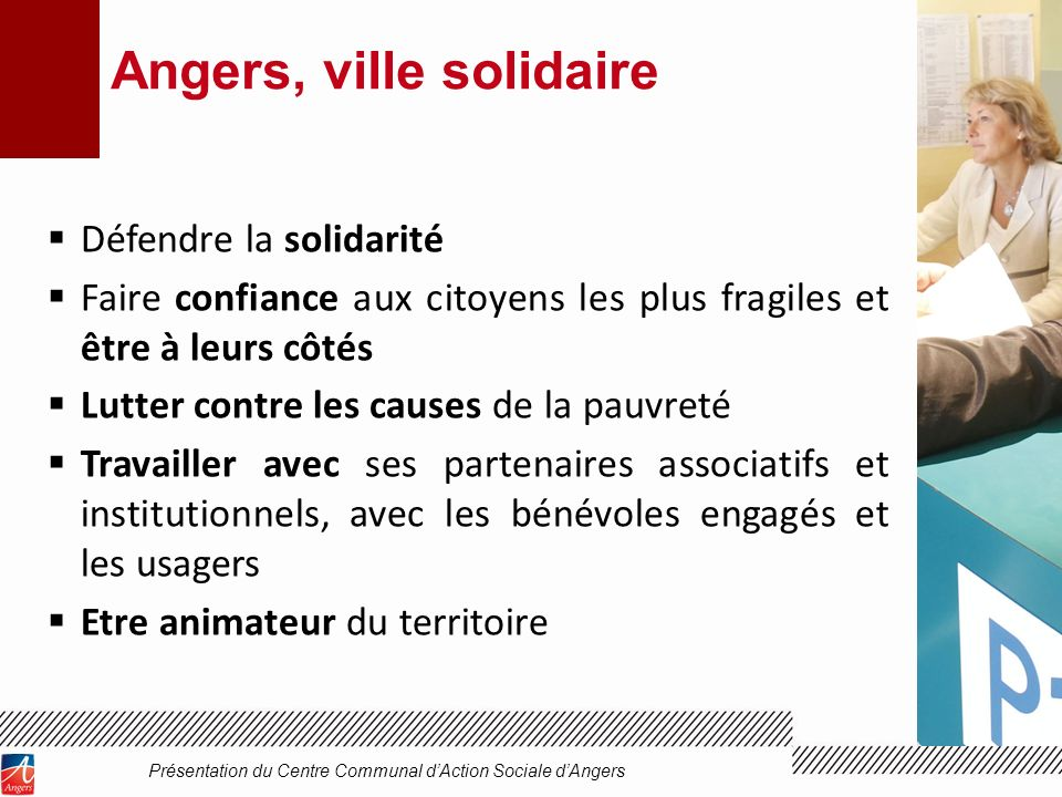 Angers, ville solidaire