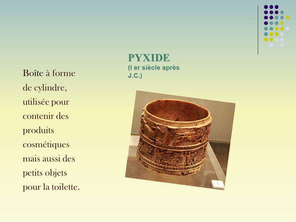 PYXIDE (I er siècle après J.C.)