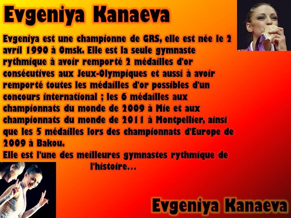 Evgeniya Kanaeva Evgeniya Kanaeva