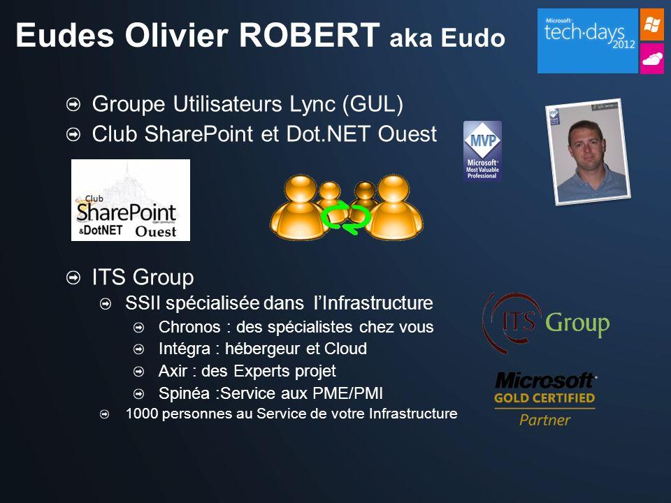 Eudes Olivier ROBERT aka Eudo